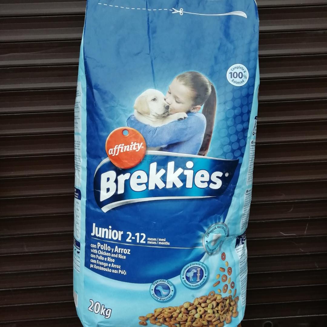 Brekkies Junior 20кг