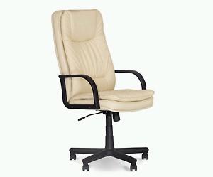 Кресло кожаное для руководителя «Helios» ECO