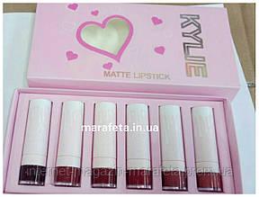 """Набор матовых помад Kylie Matte Lipstick """"LOVE"""""""