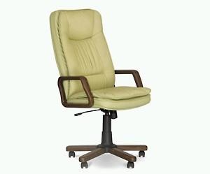 Кресло кожаное для руководителя «Helios extra» ECO
