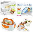 Ланч-бокс с подогревом The Electric Lunch Box от сети/ разные цвета, фото 5