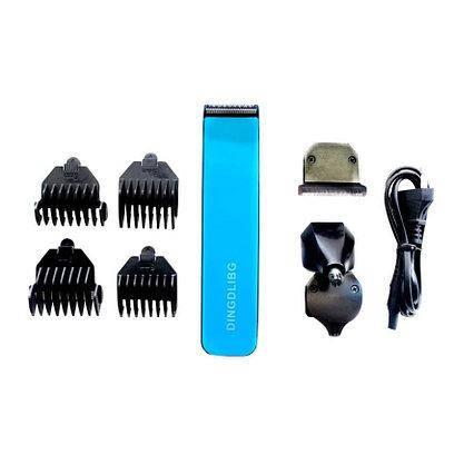 Универсальный триммер для стрижки волос и бороды Dingdlibg 2 в 1 с насадкой для стрижки волос в носу CG21 PR3, фото 2