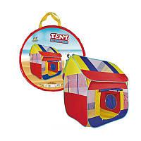 Палатка J1057 (24шт) Домикв сумке