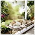 Оконная подвесная кровать для кота Sunny Seat Window Cat Bed, фото 6