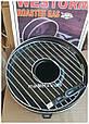 Сковорода гриль-газ с мраморным покрытием WESTORM ROASTER GAS, фото 7