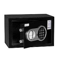Сейф 31*20*20 см. БС-20Е.9005 электронный замок  для дома, офиса и гостиницы
