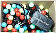 Новогодняя Светодиодная Гирлянда Нить Цветные Шарики 100 Led ч / п Мульти, фото 3