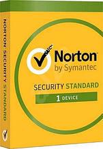 Антивирус Norton Security Standard для 1 ПК на 1 год (электронная лицензия) Global