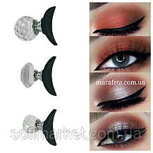 Штамп Для Век Для Нанесения Теней Glittering Eyeshadow To Seal Stamp Силиконовый
