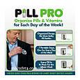 Органайзер для хранения таблеток Pill Pro, таблетница Пил Про, фото 4