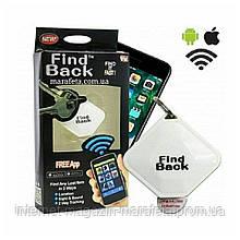Брелок для поиска ключей Find Back Find it Fast