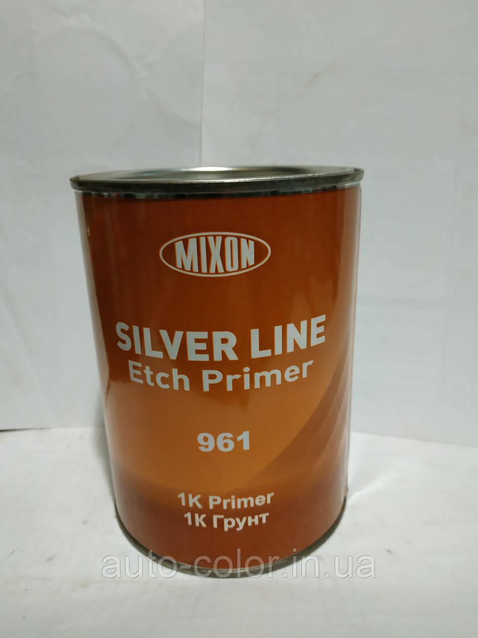 Грунт 1K (Праймер) автомобильный Silver Line 961