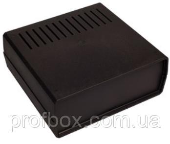 Корпус пластиковий Z-1AW, чорний (68х176х172)