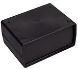 Корпус пластиковий Z-3W, чорний (70х150х110), фото 3