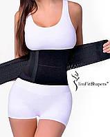 Пояс-корсет для тренировок, фитнеса, спорта, спины Slim Fit Shapers Workout Waist Trainer Belt