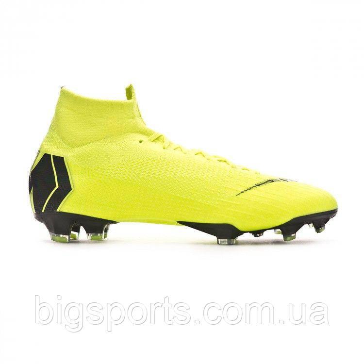 a74ea64a7371 Бутсы футбольные муж. Nike SuperFly 6 Elite FG (арт. AH7365-701 ...