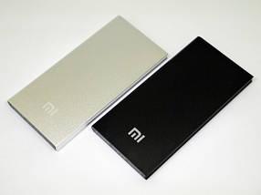 Ультратонкий Power Bank Xiaomi 28000 mAh 2 USB+ліхтарик CG09, фото 2