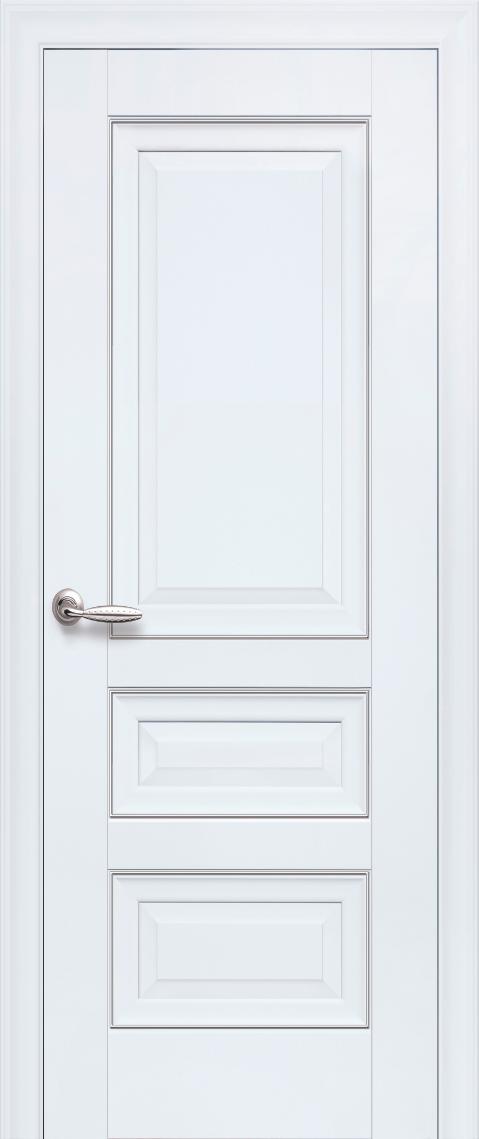 Межкомнатные двери Новый Стиль Статус полотно глухое