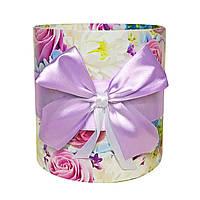 Коробка подарочная #103 для цветов (16 х 16 см)