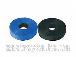 Изолента ПВХ черная / синяя, 10 м