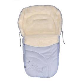 Зимний конверт Baby Breeze 0306 Серо-голубой 10-0306-8-306, КОД: 292961