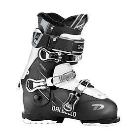 Горнолыжные ботинки Dalbello Kyra 75 24.5 Черные с серым, КОД: 213121