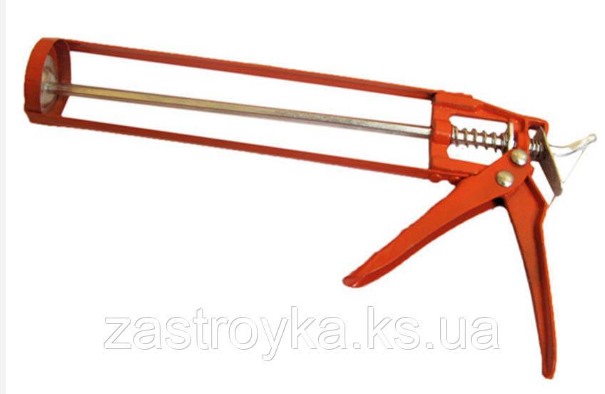 Пистолет для силикона скелетный, Hand-tools