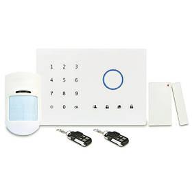 Комплект GSM сигнализации c поддержкой беспроводных датчиков Patrol Hawk G2, КОД: 146686
