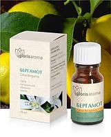 Эфирное масло «Бергамот». Имеет противовоспалительное, бактерицидное и тонизирущее свойство