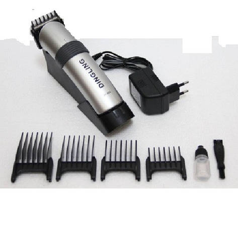 Машинка для стрижки волос Toshiko TK-609 (5 сменных насадок) CG21 PR4, фото 2