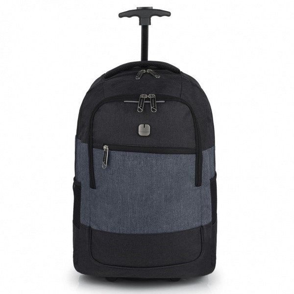 Сумка-рюкзак на колесах Gabol Saga 31L Black