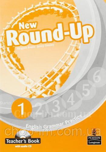 New Round-Up Level 1 Teacher's Book/Audio CD Pack (книга для учителя)