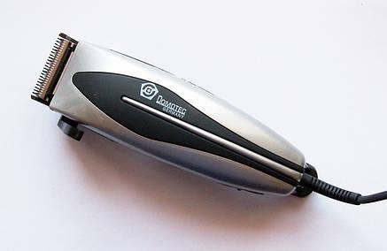 Провідна машинка для стрижки волосся, з нержавіючої сталі,потужність 8W. DOMOTEC MS-4610 CG21 PR2, фото 2