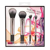 Набор кистей для макияжа RT NIC'S PICKS 5 штук 10007, КОД: 157364
