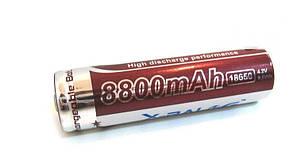 Аккумулятор X- BAILONG 18650 (P) 8800mAh 4.2V!Акция PR2, фото 2