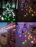 Лампочки цветные светодиодные 220В 1Вт, фото 2