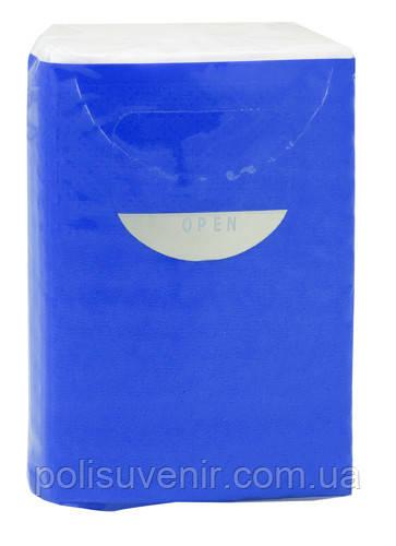Серветки паперові 3-х шарові