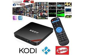 Новинка Смарт ТВ приставка Smart TV NexBox A95 Android 6 PR5, фото 3