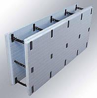 Блок незнімної опалубки з екструдованого пінополістиролу ICF block