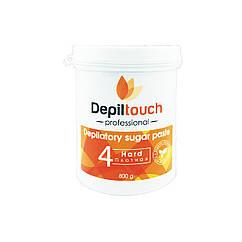 Сахарная паста для депиляции Depiltouch Professional плотная 800 г 87710, КОД: 302931