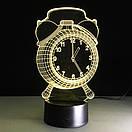 3D Светильник Часы, фото 6