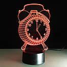 3D Светильник Часы, фото 7