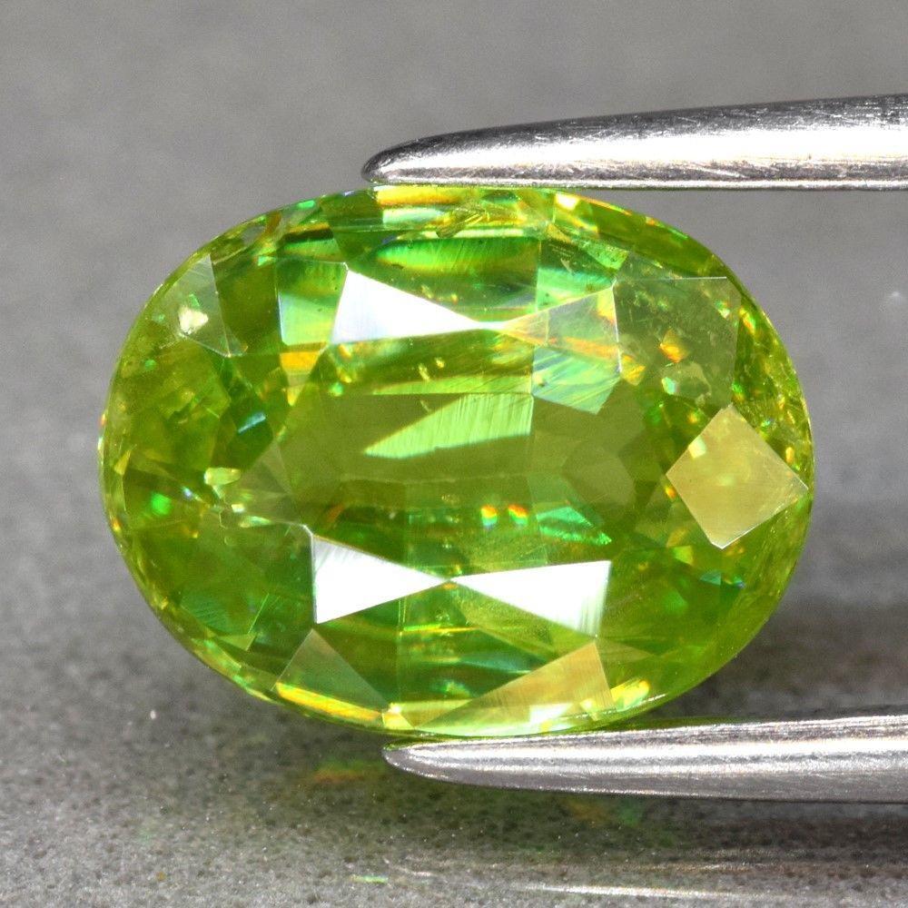 Сфен ,Титанит  2.27ct 9x7mm