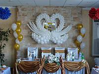 Украшение воздушными шарами в г. Белая Церковь