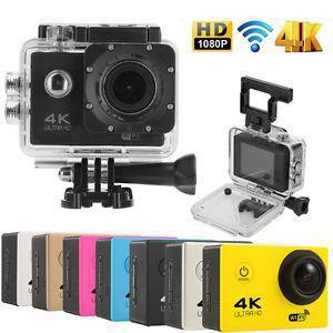 Экшн - камера F60C Allwinner V3 2.0 Inch Display Action Camera 1080P WiFi 170 PR5