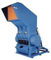 Дробилка для промышленного дробления пластмасс