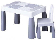 Комплект детской мебели Tega Baby MultiFun стол и 2 стула