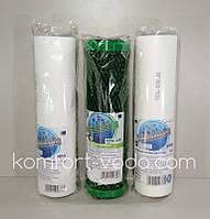 Комплект картриджей Aquafilter (для осмоса)
