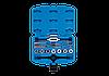 Набір мітчиків та плашок метричних 16 предметів М3-М12 King Tony 12916MQ1