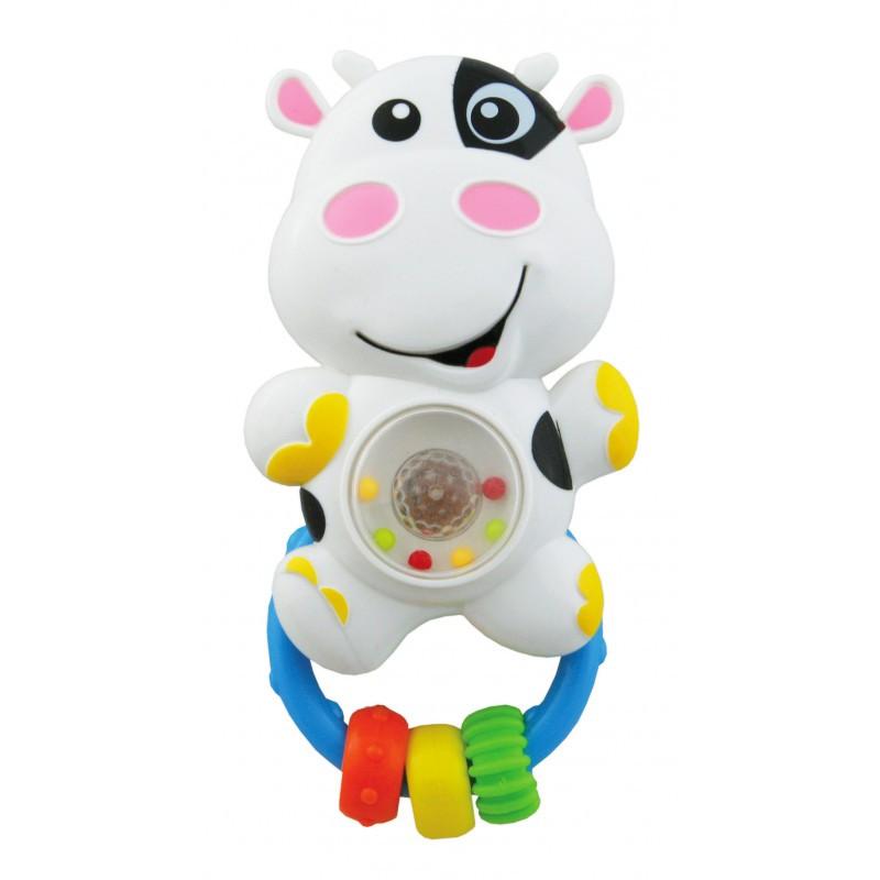 Музыкальная погремушка для ребенка baby mix